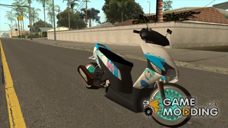 Honda Vario 110 for GTA San Andreas