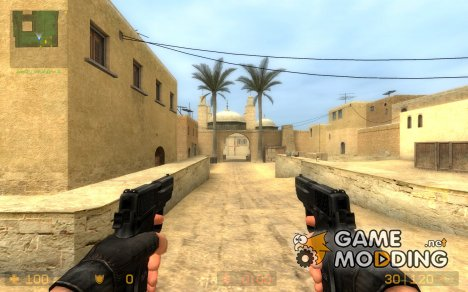Dual P228 For Elites for Counter-Strike Source