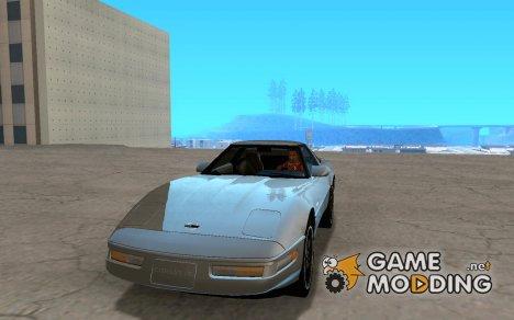 Chevrolet Corvette C4 Grand Sport 1996 for GTA San Andreas
