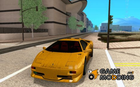 Lamborghini Diablo SV 1997 V1.0 for GTA San Andreas