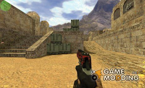 ReD Tiger Deagle *Without Lam* для Counter-Strike 1.6