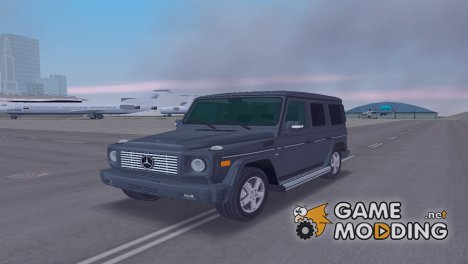Mercedes-Benz G500 (W463) 2008 for GTA 3
