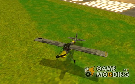 Fiesler Storch for GTA San Andreas