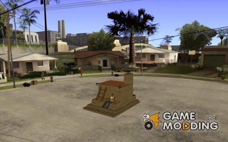 Печка for GTA San Andreas