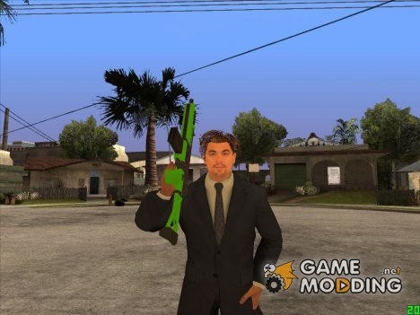Leonardo DiCaprio for GTA San Andreas