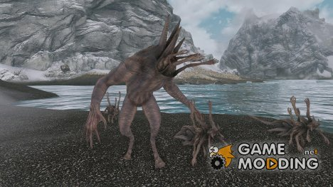 The Shoggoth new Creatures in Skyrim for TES V Skyrim