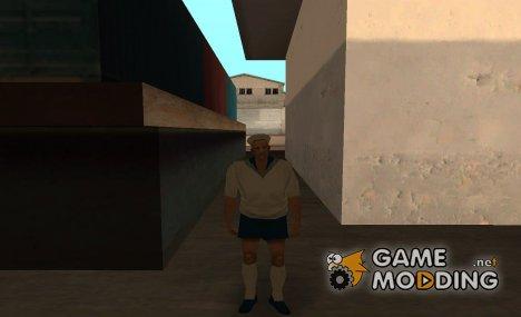 Моряк из GTA Vice City for GTA San Andreas