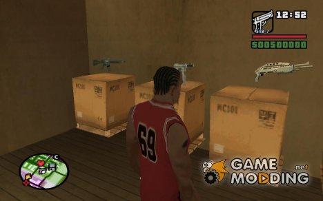 Sell Guns for GTA San Andreas