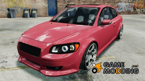 2009 Volvo C30 T5 for GTA 4