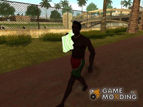 Реалистичное поведение людей v 2.0 for GTA San Andreas