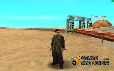 Замена анимаций для GTA San Andreas