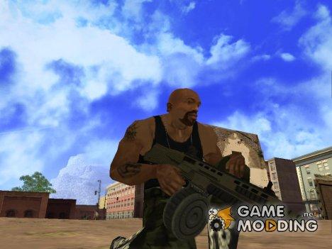 Боевой дробовик из GTA 5 для GTA San Andreas