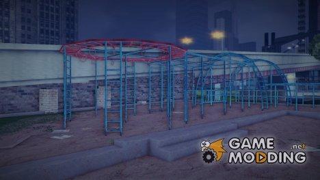 D-pils Lazilky Construction для GTA 3