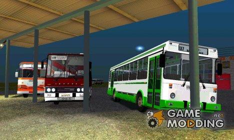 Сборник автобусов от Геннадия Ледокола