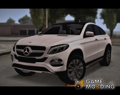 Mercedes-Benz GLE 350d for GTA San Andreas