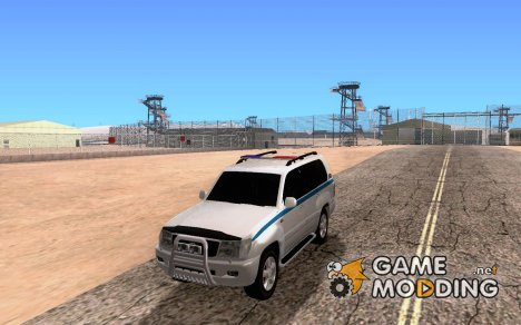 Toyota Land Cruiser 100 VX for GTA San Andreas