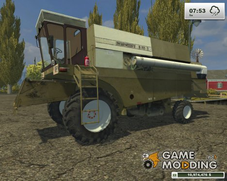 Fortschritt E516B v1.0 для Farming Simulator 2013