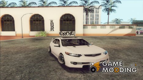 2010 Acura TSX Hellaflush for GTA San Andreas