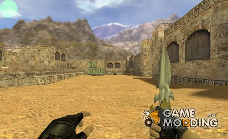 Jackal Blade для Counter-Strike 1.6