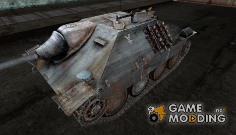Hetzer 5 для World of Tanks