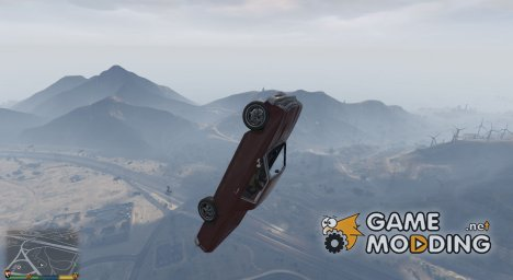 Car Super Speed v1.0	   for GTA 5