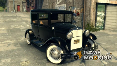 Ford T 1927 for Mafia II