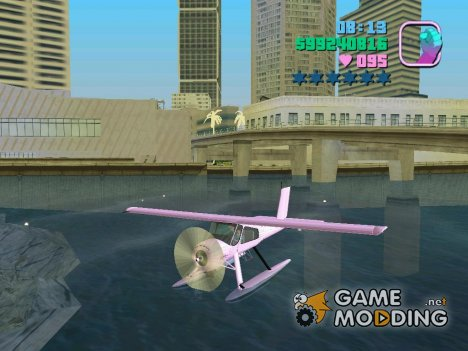 PZL 104 Wilga for GTA Vice City