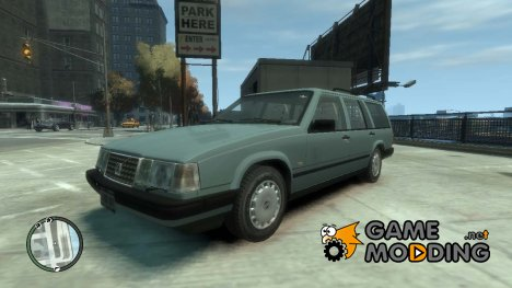 Volvo 940 Wagon US Spec для GTA 4