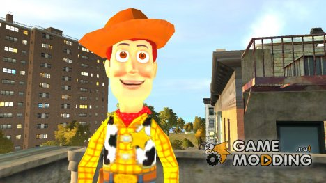 Sheriff Woody for GTA 4