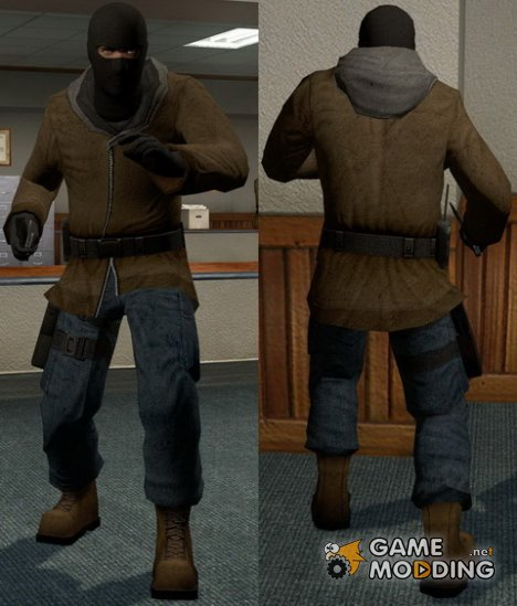 Arctic Realistic Casual Terrorist for Counter-Strike Source