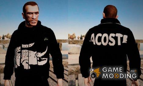 Куртка Lacoste для GTA 4