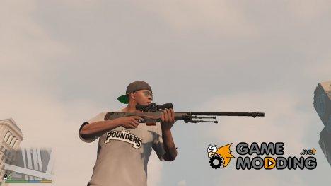 AWP Redline from CSGO for GTA 5