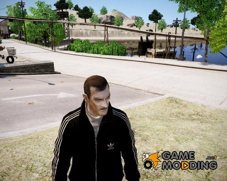 Old Niko for GTA 4