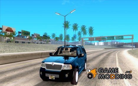 Lincoln Navigator for GTA San Andreas