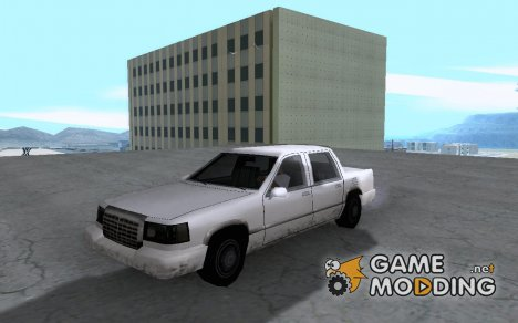 Stretch Limo cut version для GTA San Andreas
