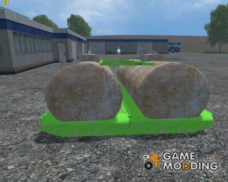 Опрыскиватель for Farming Simulator 2015