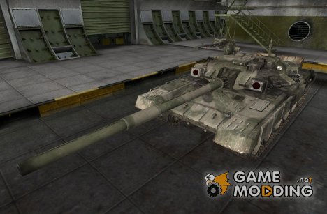Ремоделинг для танка Т-62А для World of Tanks
