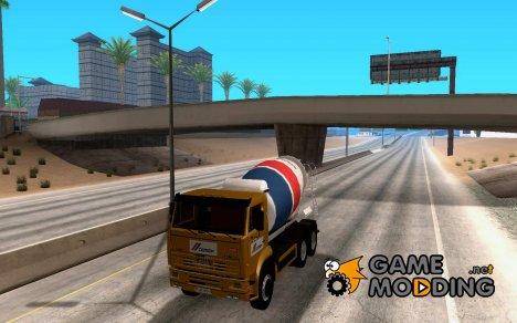 КамАЗ 53215 for GTA San Andreas