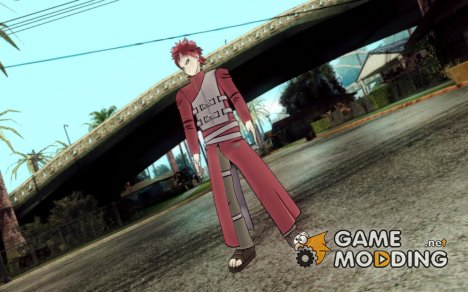 Gaara for GTA San Andreas