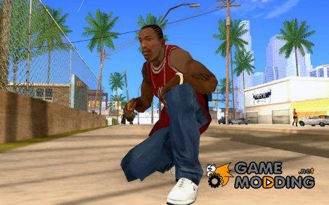 Отвёртка из GTA Vice City для GTA San Andreas