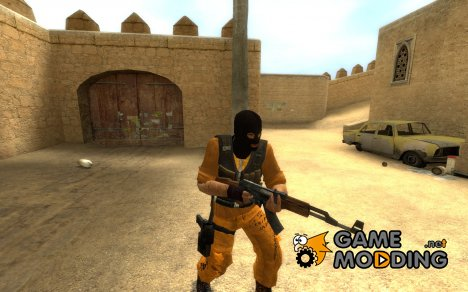 Escaped Prisoner Phoenix Skin для Counter-Strike Source