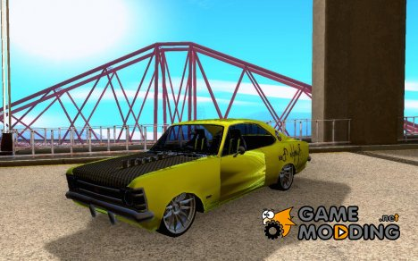 Chevrolet Opala Rumble Bee для GTA San Andreas