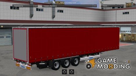Krone MegaLiner for Euro Truck Simulator 2