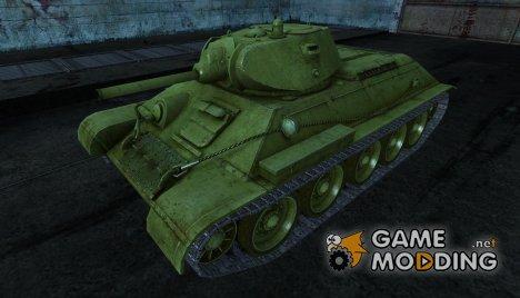 T-34 донской казак для World of Tanks
