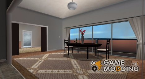 Standing Vice Point Interior для GTA Vice City