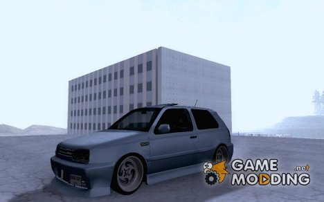 VW Golf Mk3 Tuned для GTA San Andreas