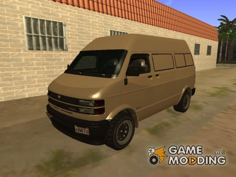 Youga из GTA 5 for GTA San Andreas