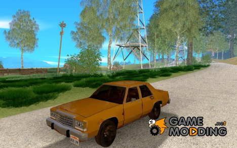 Ford LTD Crown Victoria 1985 для GTA San Andreas