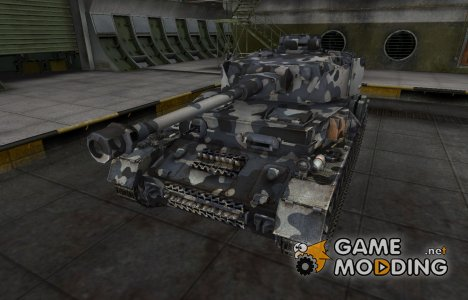 Немецкий танк PzKpfw IV hydrostat. для World of Tanks