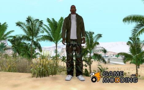 Камуфляжные штаны for GTA San Andreas